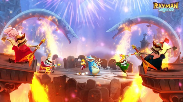 'Rayman Legends' gets a free Wii-U exclusive challenge mode, out April 25