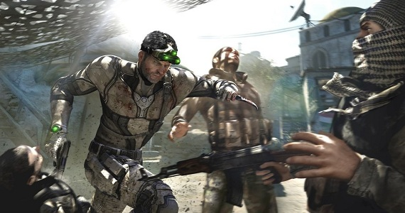 New 'Splinter Cell' trailer shows off Sam Fisher's sneaky abilities