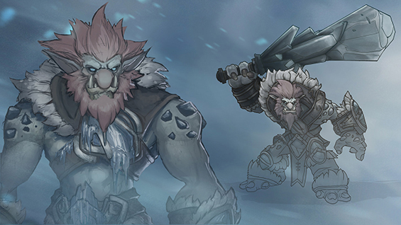 'League of Legends' Champion update: Sejuani and Trundle