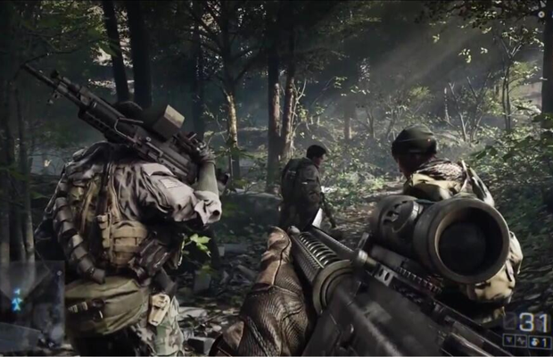 'Battlefield 4' will not feature a cooperative mode