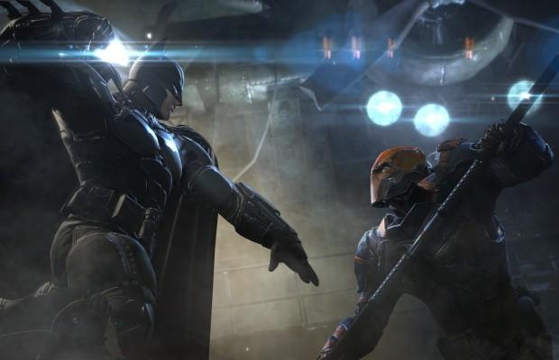 Here's a teaser for 'Batman: Arkham Origins'