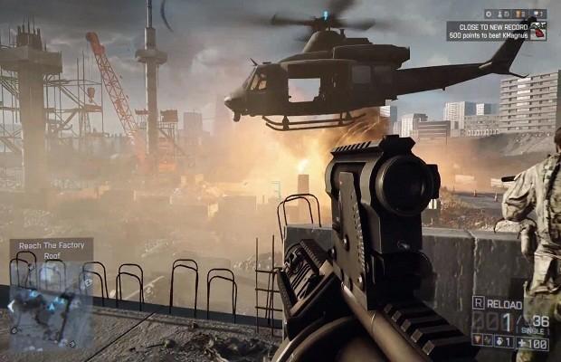 'Battlefield 4' Battlelog trailer leaks early, shows mobile integration