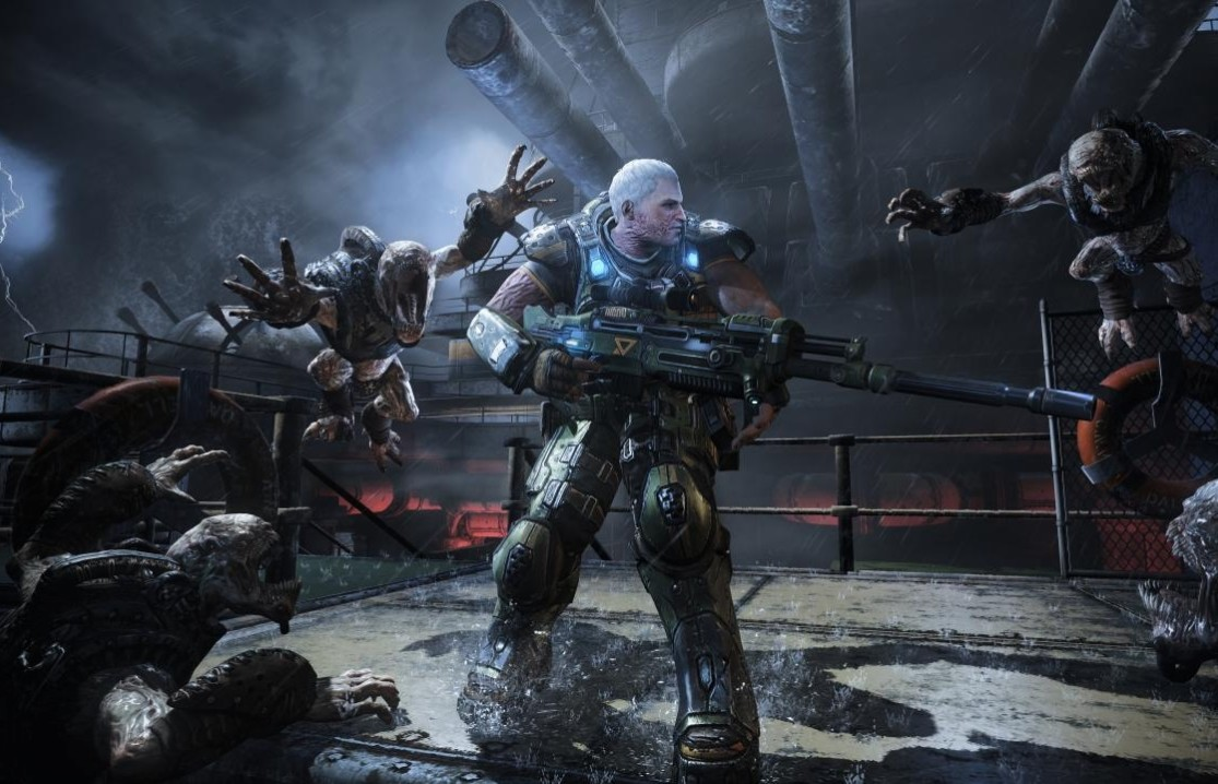 Dreadnought map now available for 'Gears of War: Judgment'