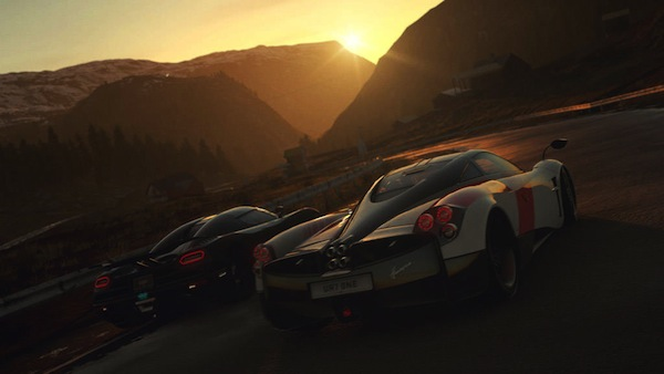 New 'DriveClub' screens show off sweet racing action