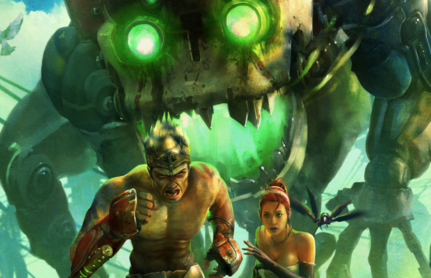 Backlog Quest: 'Enslaved: Odyssey to the West'