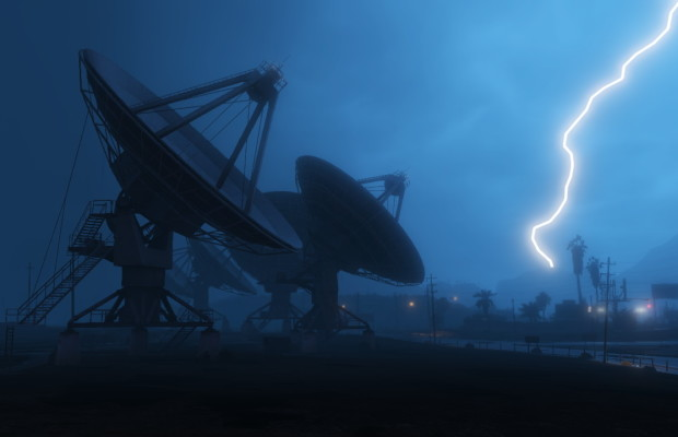'Grand Theft Auto V' to feature real-time weather effects