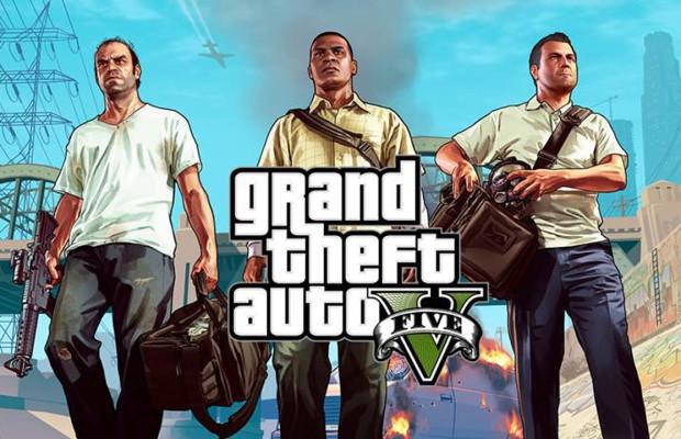 Check out four new 'Grand Theft Auto V' screenshots