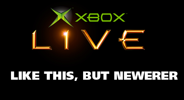 Completely redesigned Xbox Live coming with Xbox One