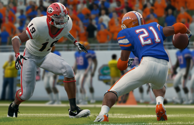 SEC declines to be in EA's 'College Football 15'