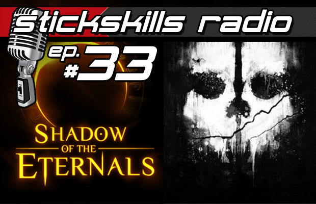 StickSkills Radio Episode 33 – Call of Duty next-gen exclusivity & the dangers of crowd-funding games