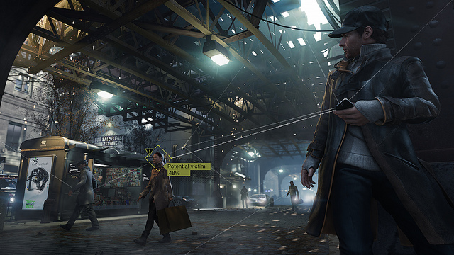 'Watch_Dogs' multiplayer will 'seamlessly' integrate with single-player