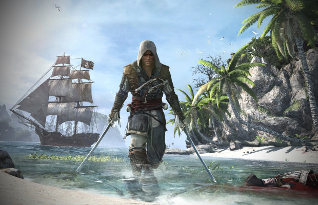 'Assassin's Creed IV: Black Flag' True Golden Age of Pirates trailer