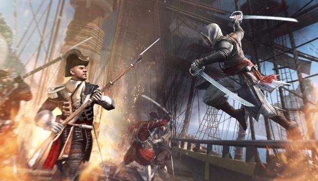'Assassin's Creed IV: Black Flag' gameplay trailer