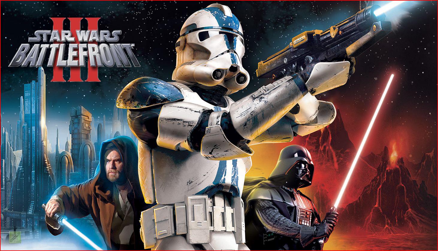 Twitch.TV member streams 'Star Wars: Battlefront III'