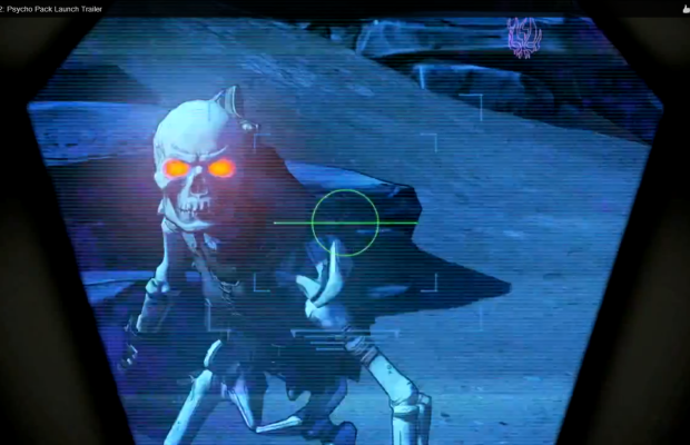 'Borderlands 2' Psycho Pack trailer contains footage from final DLC