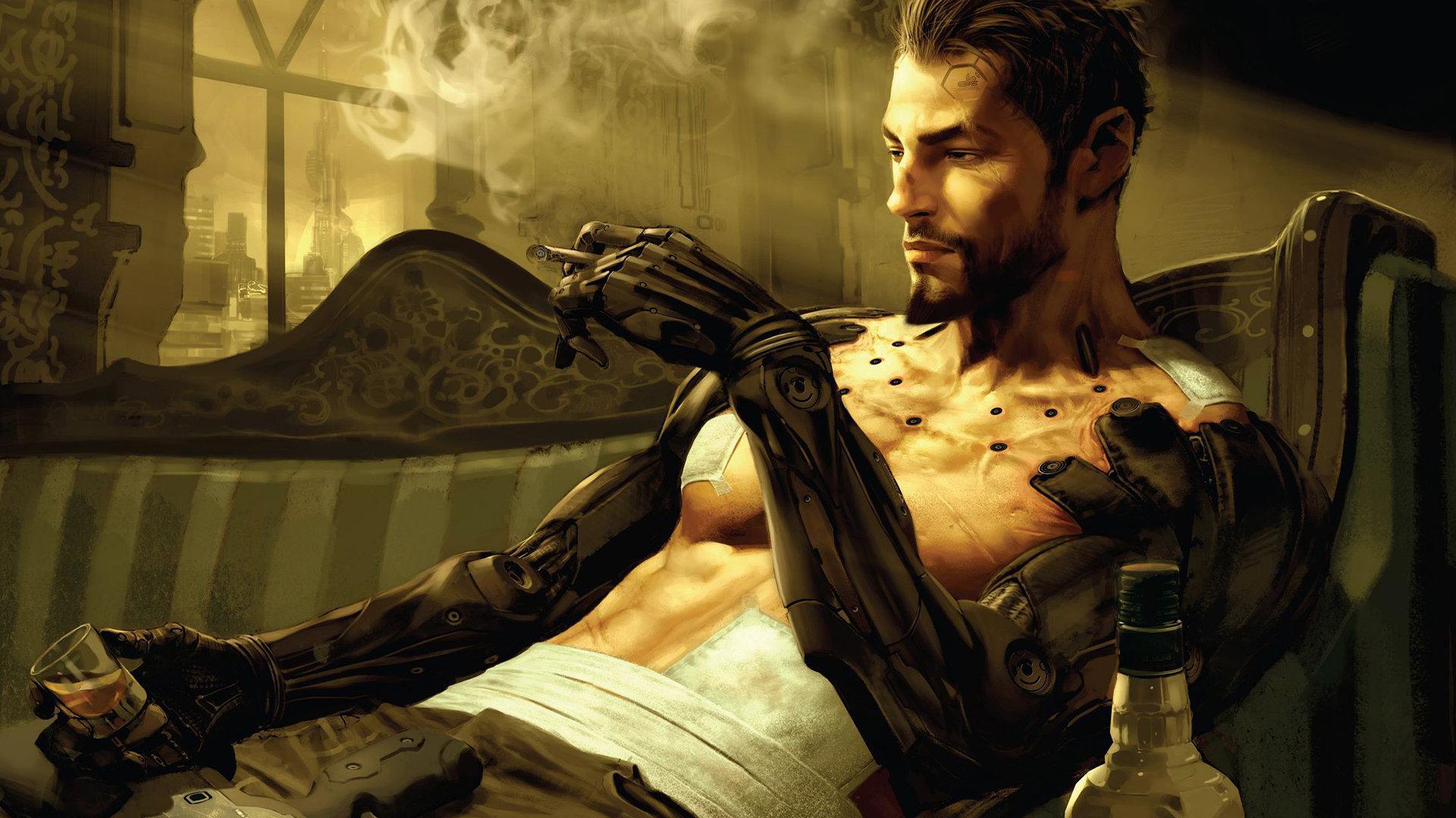 Backlog Quest: 'Deus Ex: Human Revolution'