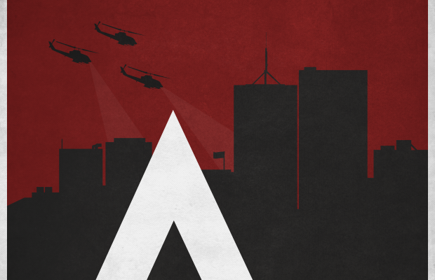 Fan Art Feature: Gaming propoganda and posters by Titch-IX