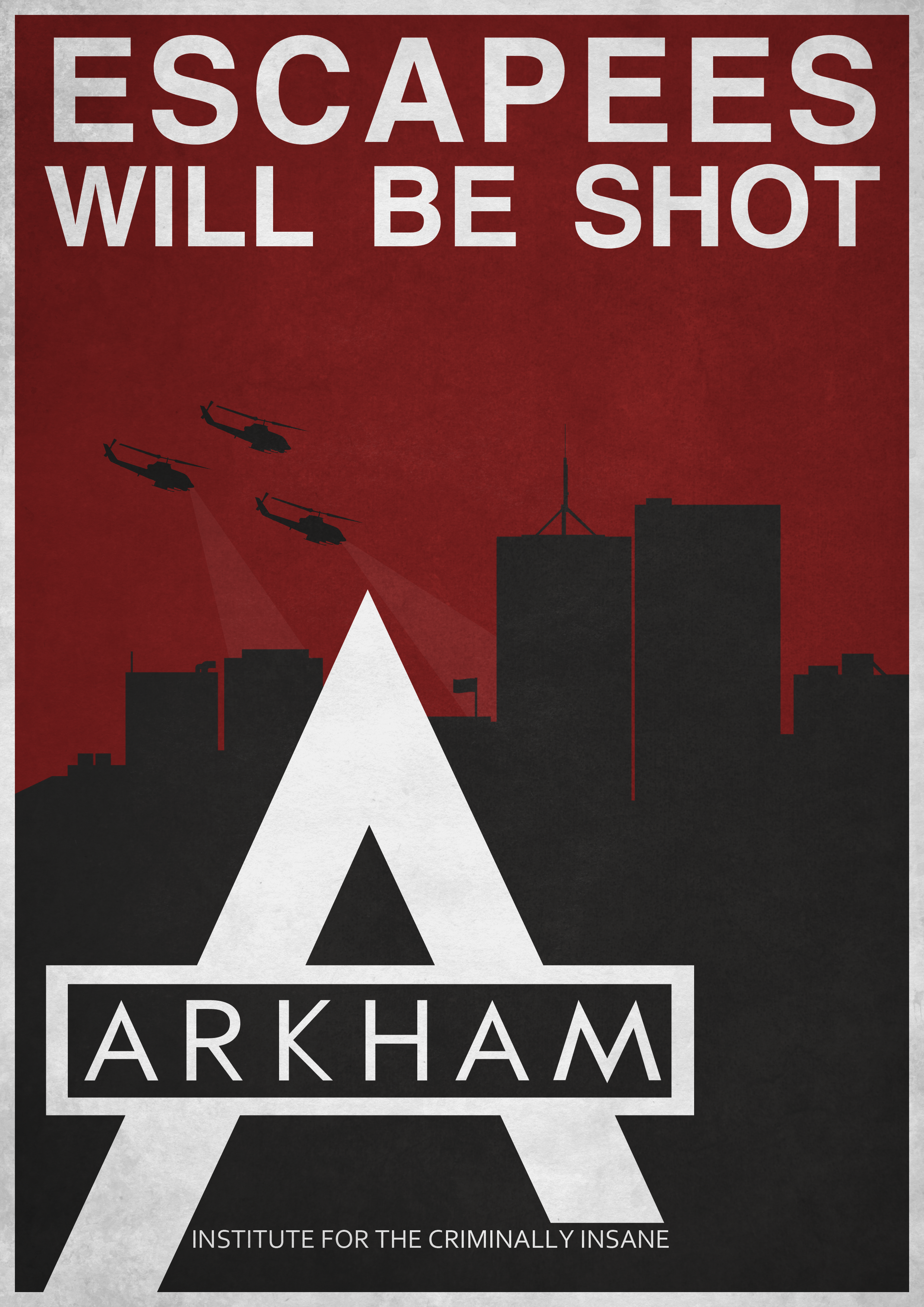 fan art mark thomson arkham city