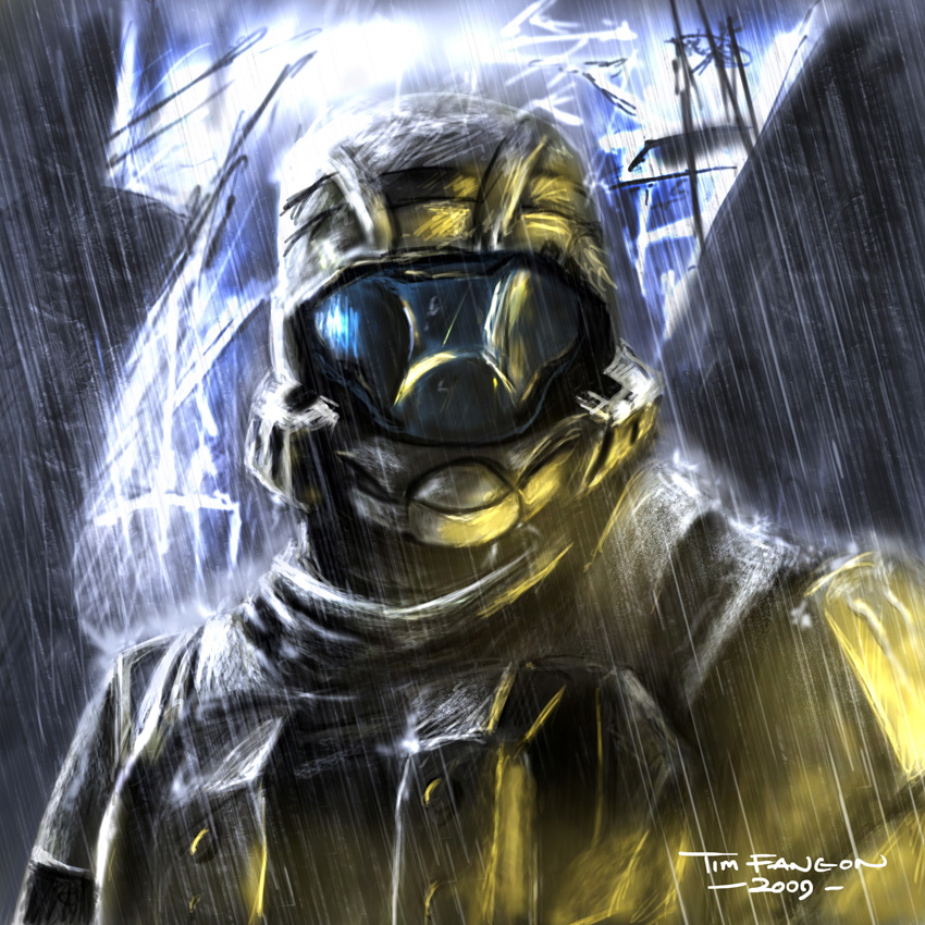 ODST - The Rookie