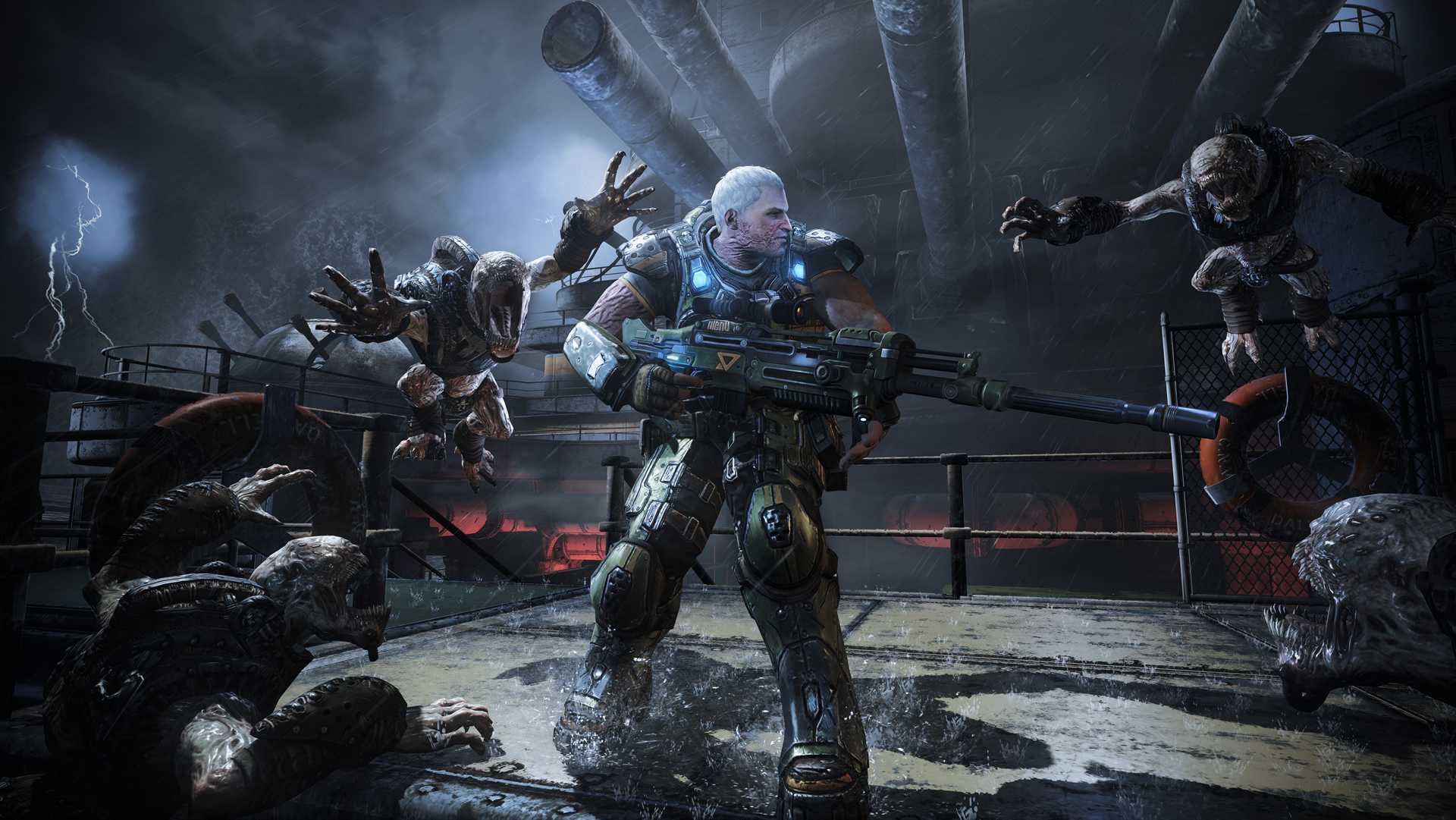 Second free 'Gears of War: Judgment' DLC announced
