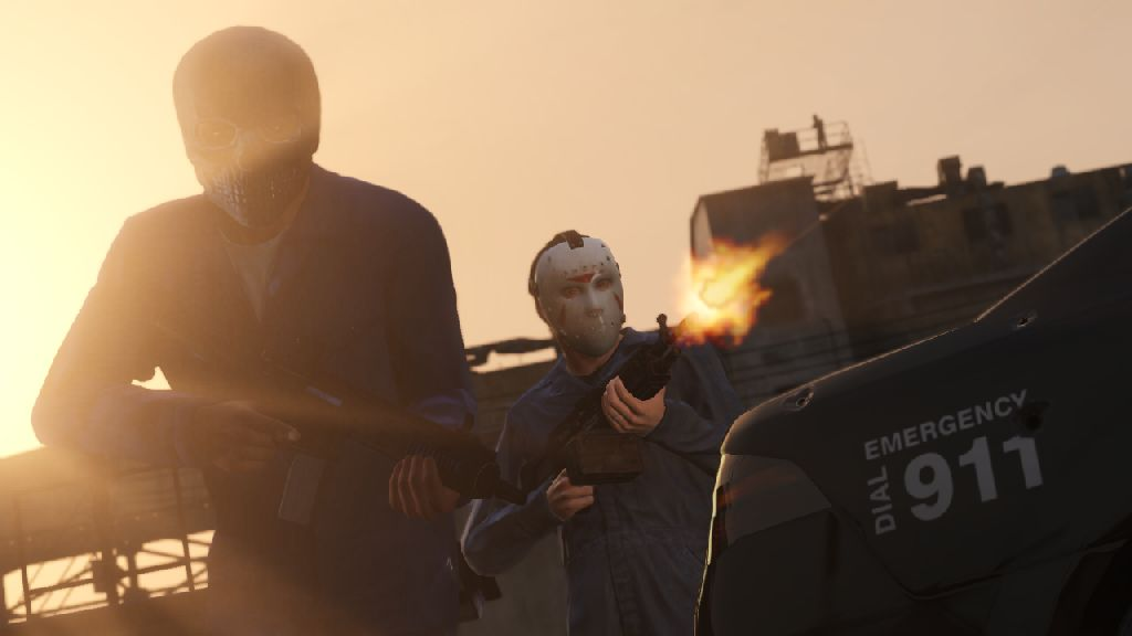 Slew of 'Grand Theft Auto V' screenshots hit the web
