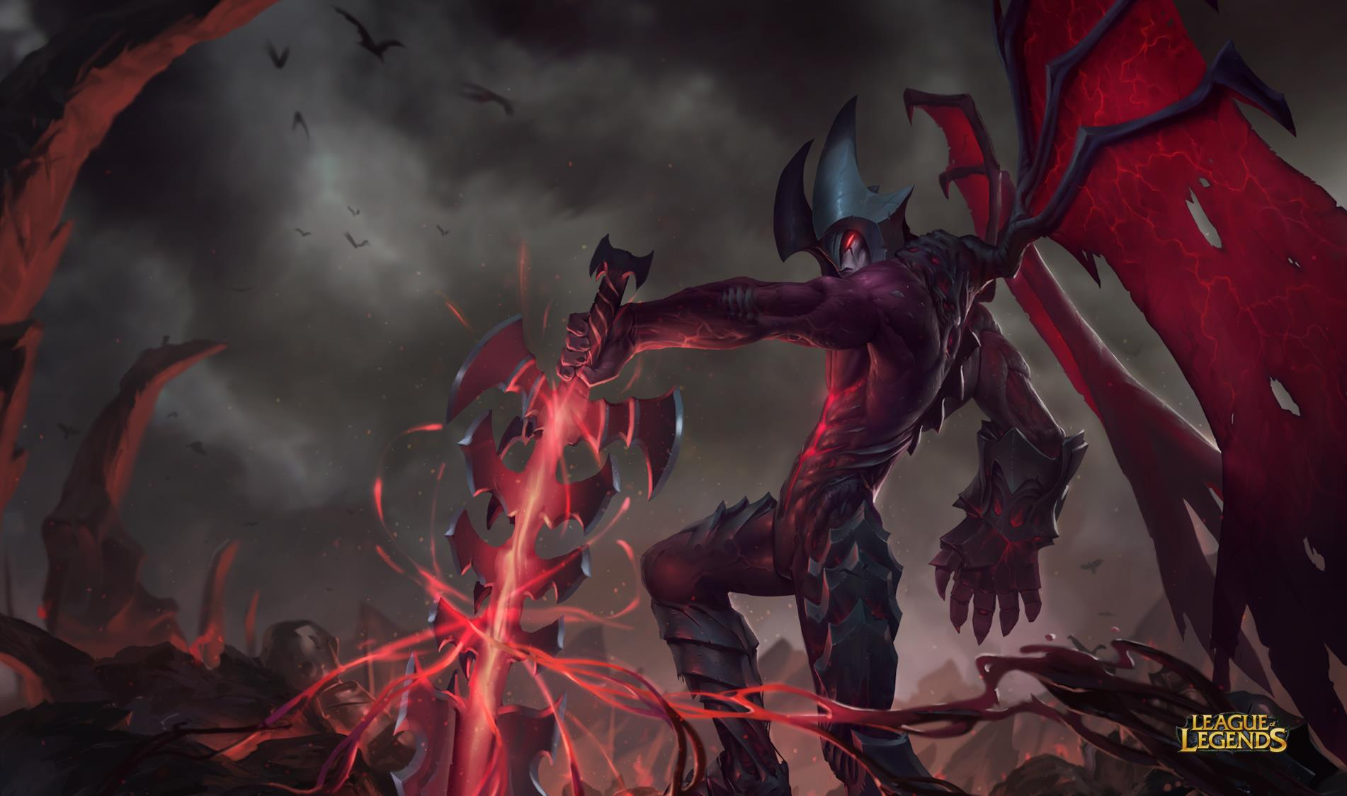 Riot Games unveils new 'League of Legends' champion: Aatrox