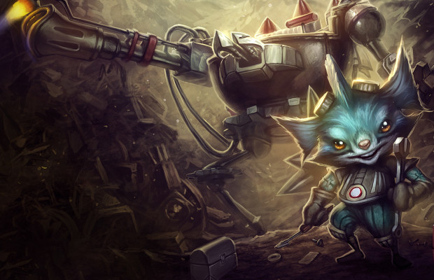 'League of Legends' patch 3.7 notes – custom items sets included