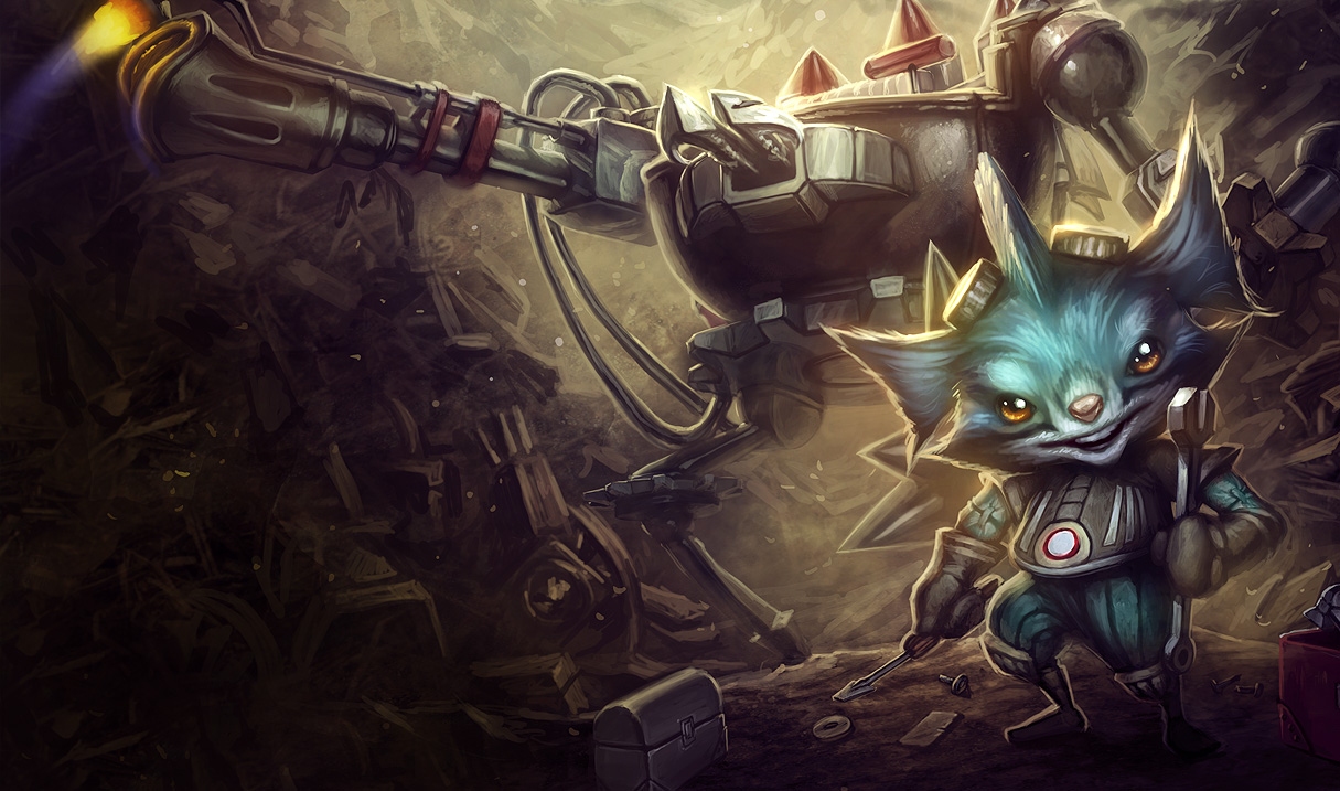 League of Legends' patch 3 7 notes - custom items sets included