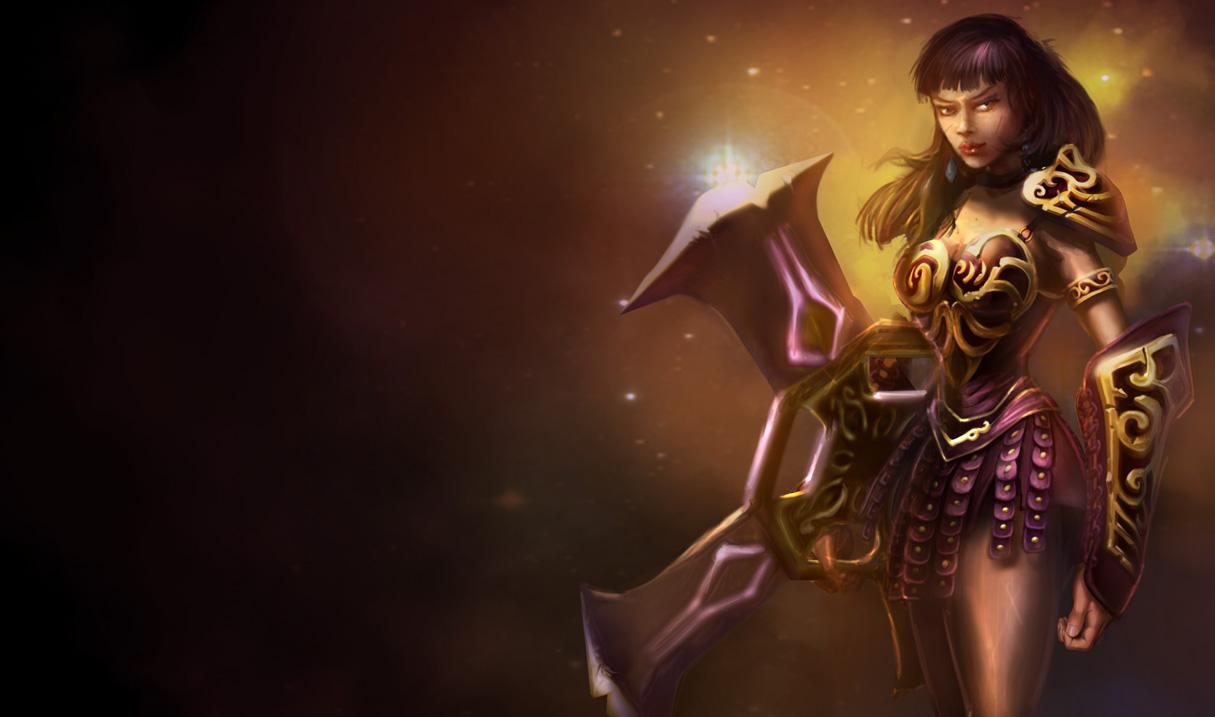Warrior Princess Sivir