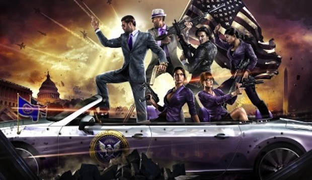 New video series launches for 'Saints Row IV,' box art for 'Commander In Chief Edition' revealed