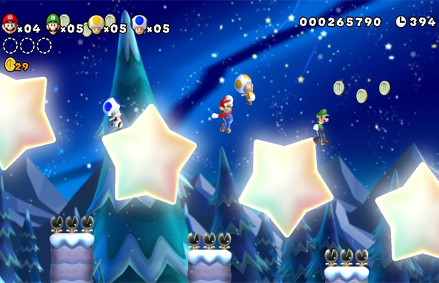 'New Super Mario Bros. U' getting a patch for Wii U Pro Controller support in Japan