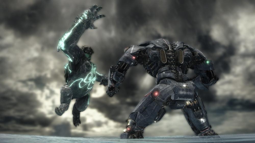'Pacific Rim' game screenshots
