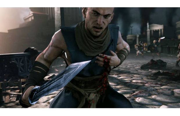 Crytek's 'Ryse' coming to Xbox One, full reveal at E3