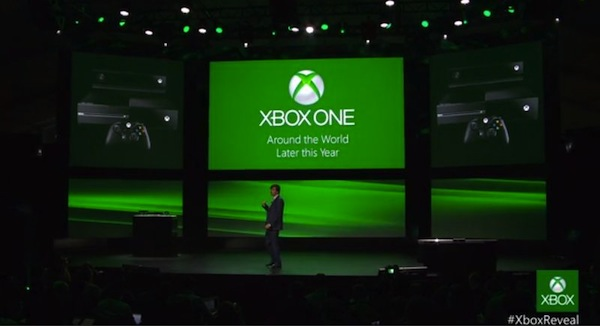 Xbox One will launch in 2013