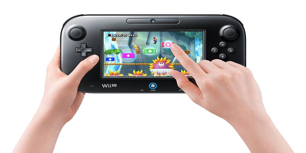Nintendo modding Wii U for smartphone app capability