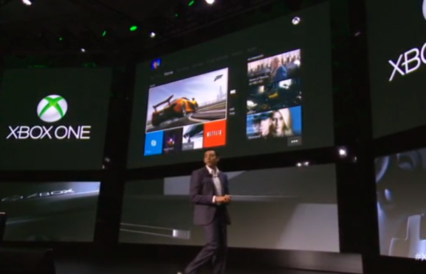 Xbox One introduces Snap Mode, able to multitask