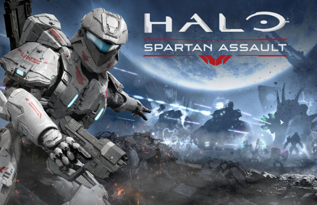'Halo: Spartan Assault' announced for Windows 8 devices