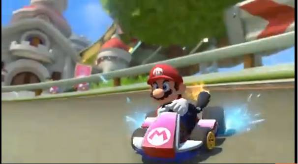 E3: 'Mario Kart 8' launches for Wii U next spring