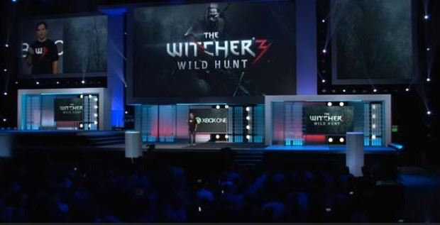 E3: 'The Witcher 3' gameplay looks incredible