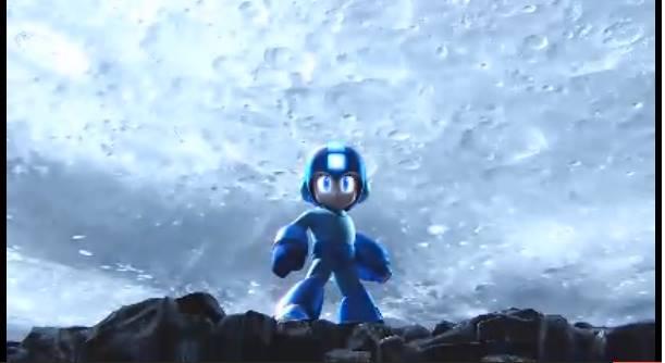 E3: Mega Man joins the fight in new 'Super Smash Bros.'
