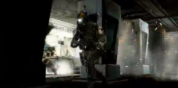 E3: 'Titanfall' gameplay shows mechs, explosions
