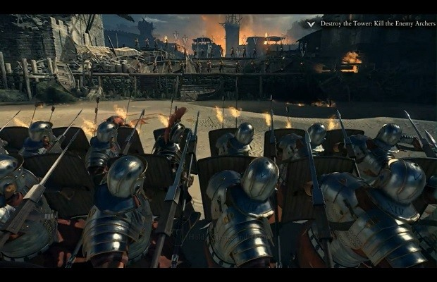 E3: 'Ryse: Son of Rome' coming to Xbox One