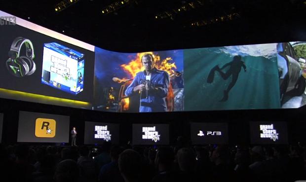 E3: 'GTA 5' bundle announced for PS3
