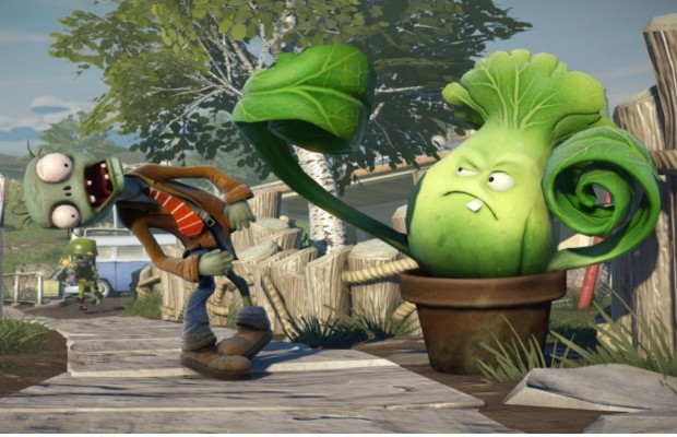 'Plants vs. Zombies: Garden Warfare': EA's Most Interesting Shooter