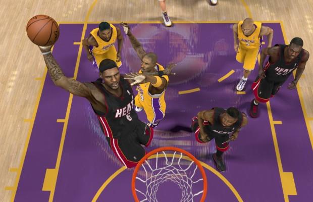LeBron James named 'NBA 2K14' cover athlete