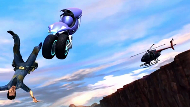 Twisted Pixel's 'LocoCycle' will be an Xbox One launch title, Xbox 360 version coming later