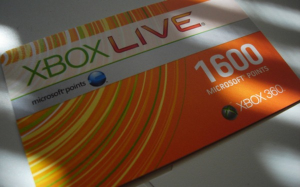 E3: Microsoft Points are no more