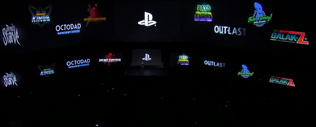 E3: Several indie titles making their way to PS4