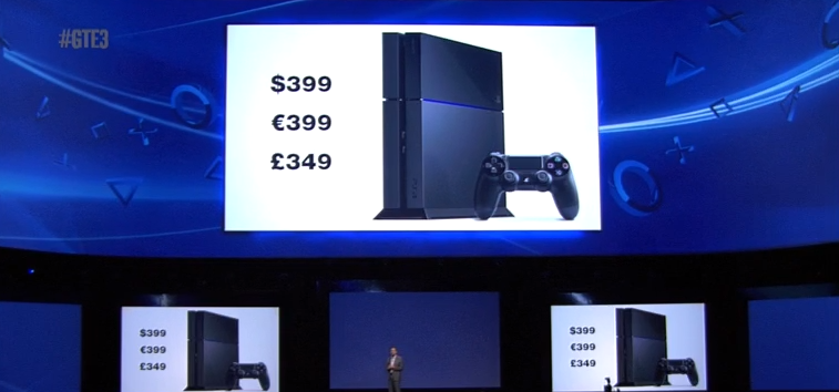 PS4price