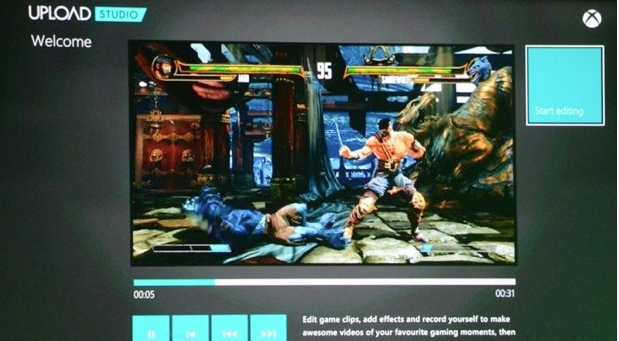 Upload Studio announced for Xbox One